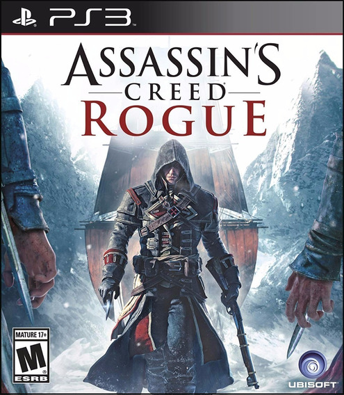 Assassins Creed Rogue Play 3 Midia Digital