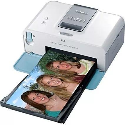 Impressora Fotografica Portatil Canon Selphi Cp510