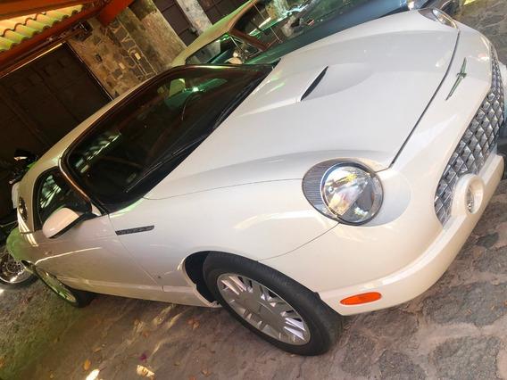 Thunderbird 2003 Cabriolet