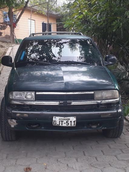 Chevrolet Mini Blazer Venezolana