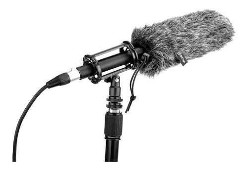 Microfone Boya Condensador Super-cardioide By - Bm6060