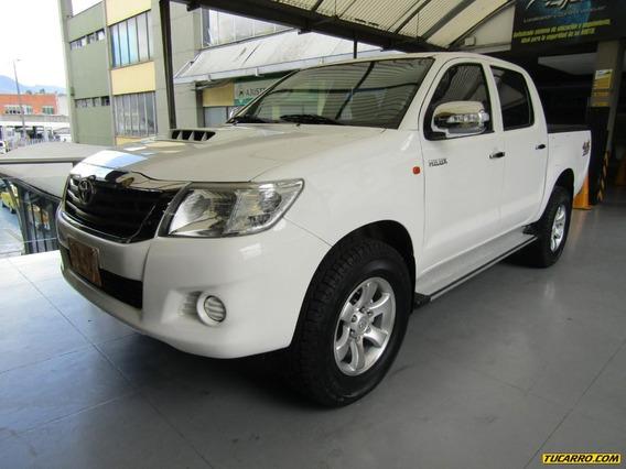 Toyota Hilux Full Equipo Euro 4