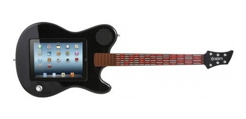 Guitarra All Star P/ iPad, iPhone Ou iPod Touch Ion Igt06