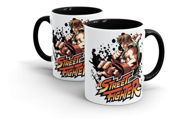 Caneca Cerâmica Street Fighter Ryu Classic - Beek