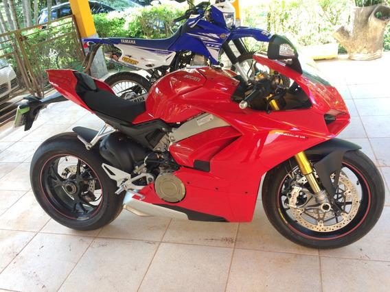 Ducati Panigale V4 S: A Experiência Da Motogp Nas Ruas