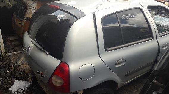 Renault Clio X Partes