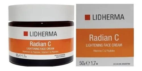 Crema Lidherma Radian C Lightening Face Cream 50g