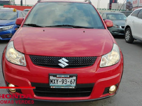 Suzuki Sx4 2010 5p X Over 5vel A/a B/a Cd Abs