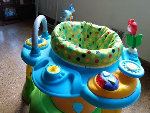 Jumper Rebotador Centro De Actividades Para Bebe