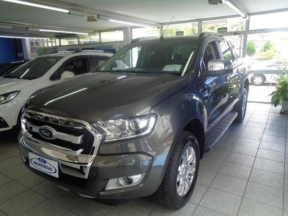 Ford Ranger Limited 3.2 Cd 4x4 Automática Diesel