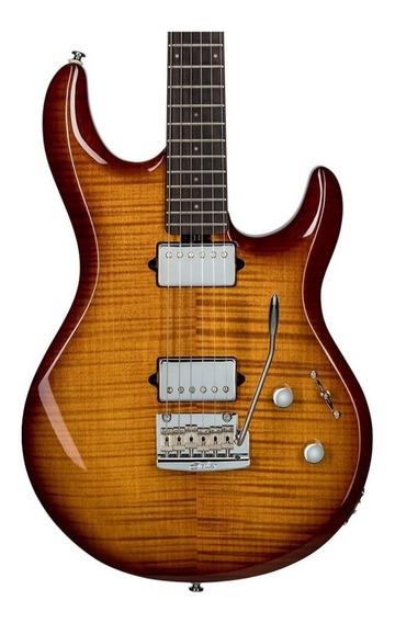 Guitarra Sterling By Music Man Lk100-hzb Luke Signature Fm