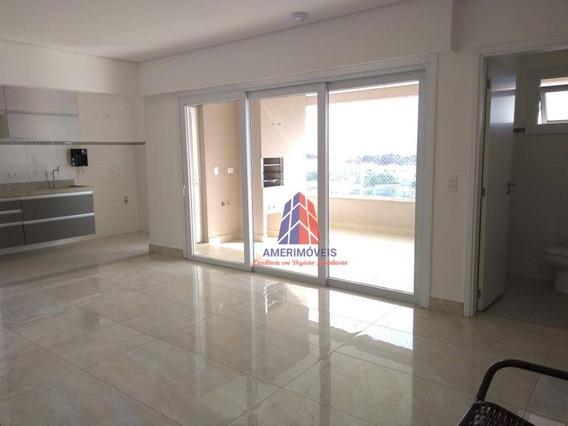 Apartamento Com 3 Dormitórios À Venda, 96 M² Por R$ 600.000 - Sunset - Jardim São Domingos - Americana/sp - Ap0711