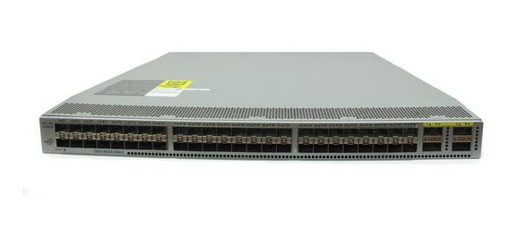 Switch Cisco Nexus 3064-x 48 Portas N3k-c3064pq-10gx - 24h