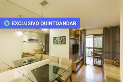 Apartamento No 3º Andar Mobiliado Com 3 Dormitórios E 1 Garagem - Id: 892933606 - 233606