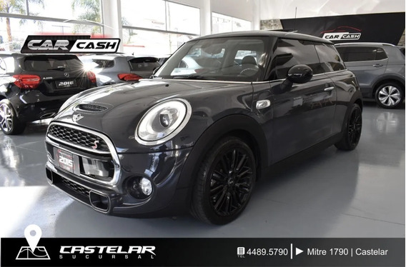Mini Cooper S 1.6 Jcw Coupe 211cv - Car Cash
