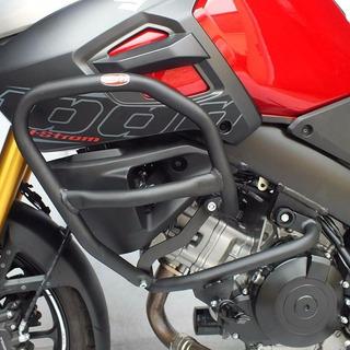 Protetor Motor Carenagem C Pedal Dl1000 Vstrom 2014 / 2019