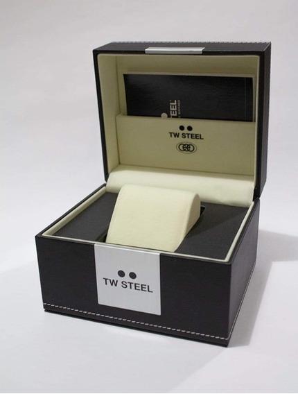 Estuches Para Reloj Tw Steel, 100% Originales, Seminuevos.