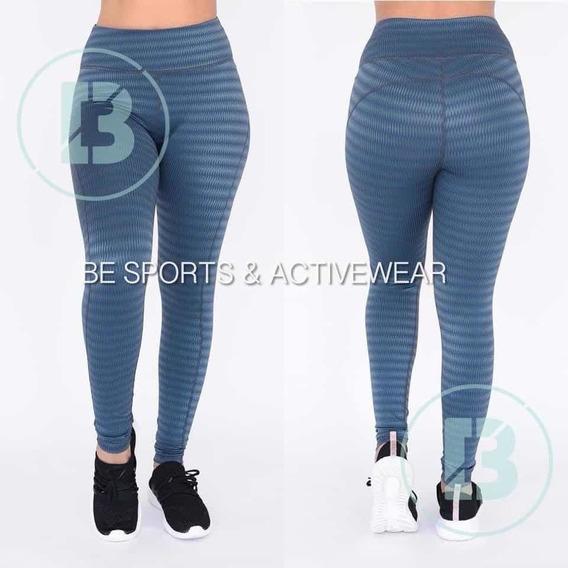 Leggin Dama Be Sport,disponible 2 Colores, Talla Gr