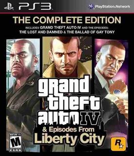 Gta 4 Liberty City Ps3 Fisico Usado Grand Theft Auto Iv