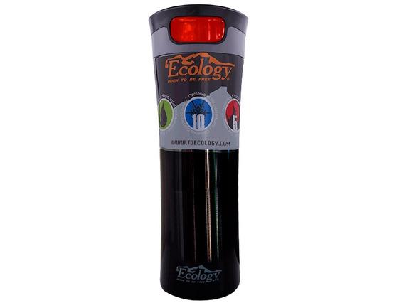 Termos Vaso Térmico Metálico 20oz Ideal Para Agua, Café