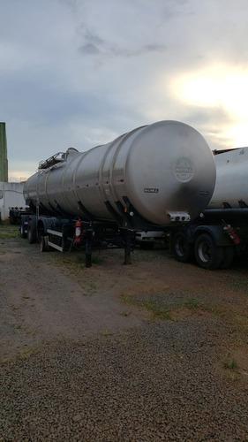 Imagem 1 de 5 de Carreta Tanque Vanderleia Noma Inox 2014
