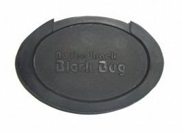No Feedback Black Bug Para Violão - Oval