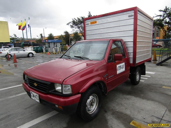 Chevrolet Luv Tfr Mt 1600 4x2