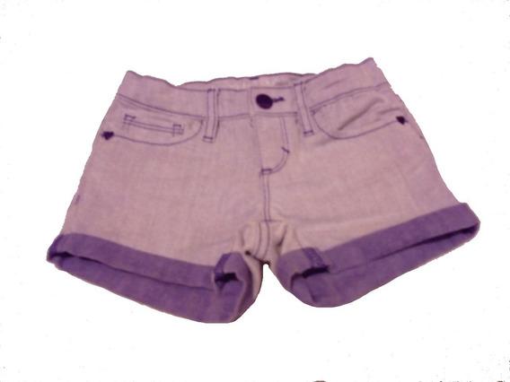 Short Jean Lila - Nena Importado - Gap Kids T5