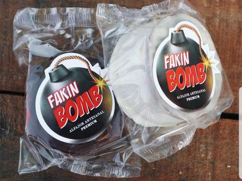 Alfajores Fakin Bomb