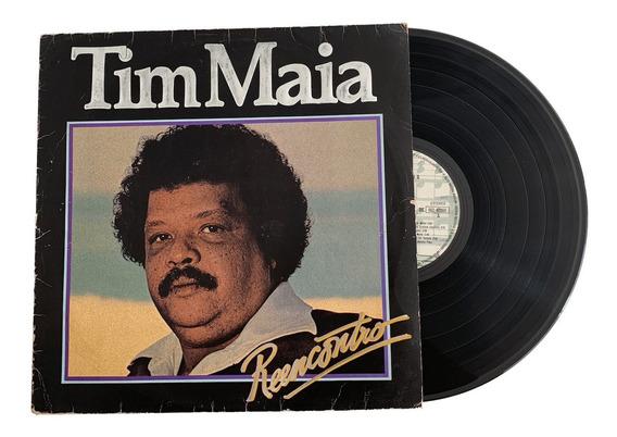 Lp Tim Maia - 1979 - Emi-odeon - 1ª Edição