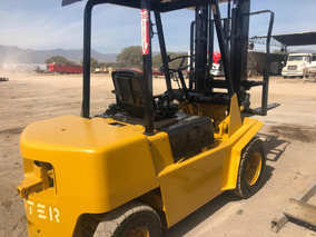 Montacargas Hyster 5000 Lbs 2001