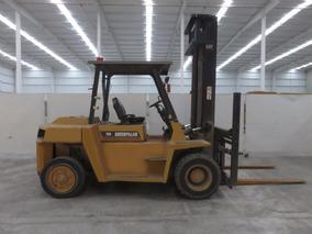 Montacargas Caterpillar Diesel 15,500 Lb Modelo Dp70