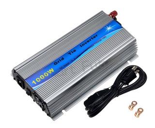 Inversor De Corriente Grid Tie Para Paneles Solares 1000w