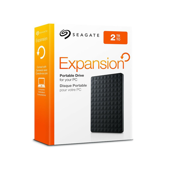 Hd Externo Seagate 2tb Expansion Usb 3.0