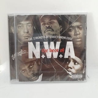 N.w.a. The Best Of N.w.a. Cd Eu Nuevo Musicovinyl