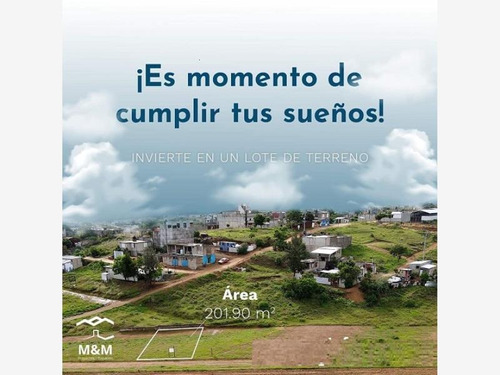 Imagen 1 de 1 de Terreno En Venta Cuilápam De Guerrero Centro