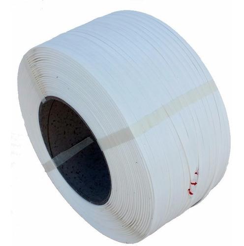 Bobina De Fleje Plástico De 1/2 X 0.8  (1.100 Mts Lineales)