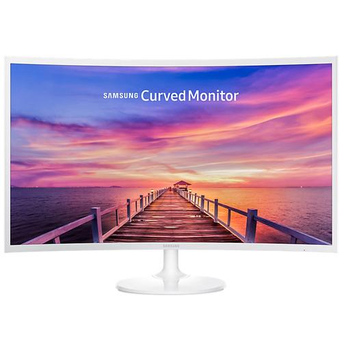 Monitor Curvo Led Samsung 32 Pulgadas Full Hd F391 Pc Mexx3