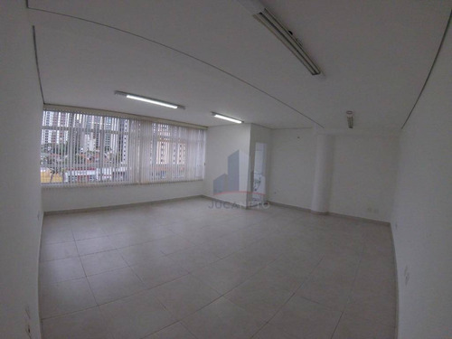 Sala Para Alugar, 50 M² Por R$ 2.200/mês - Jardim - Santo André/sp - Sa0074