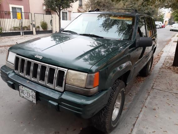 Grand Cherokee 4x4 1998 Select Track