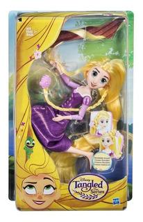 Muñeca Rapunzel De La Serie Enredados Otra Vez De Disney