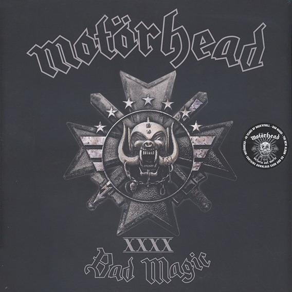Motörhead - Bad Magic Lp+cd (lacrado)
