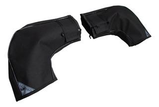 Luva Guidão Proteção Mão Ao Frio Motos Linha 125 150 190 Par