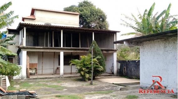 Casa Em Itaipuaçu Com 2 Quartos Mais Casa De Hóspedes - 256
