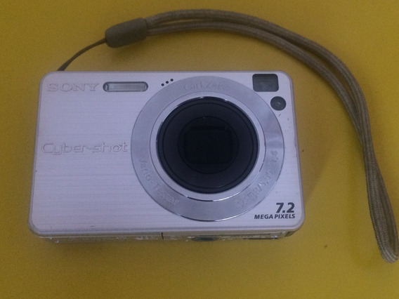 Camera Digital Sony Ciber-shot Dsc-w110 7.2 Megapixels