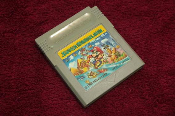 Super Mario Land Para Game Boy 100% Original Gbc Gba Gba Sp