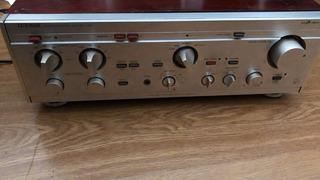 Amplificador Luxman L-510 510 Japon 100 Watts Por Canal