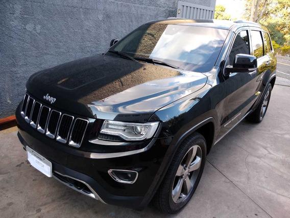 Jeep Grand Cherokee Limited Blindado 2015 Em Perfeito Estado
