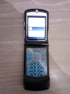 Celular Motorola V3 Black Operadora Tim Funcionando