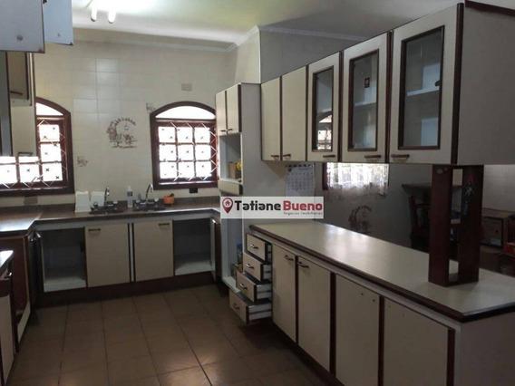 Casa Residencial Para Venda E Locação, Jardim Das Indústrias, São José Dos Campos. - Ca1539